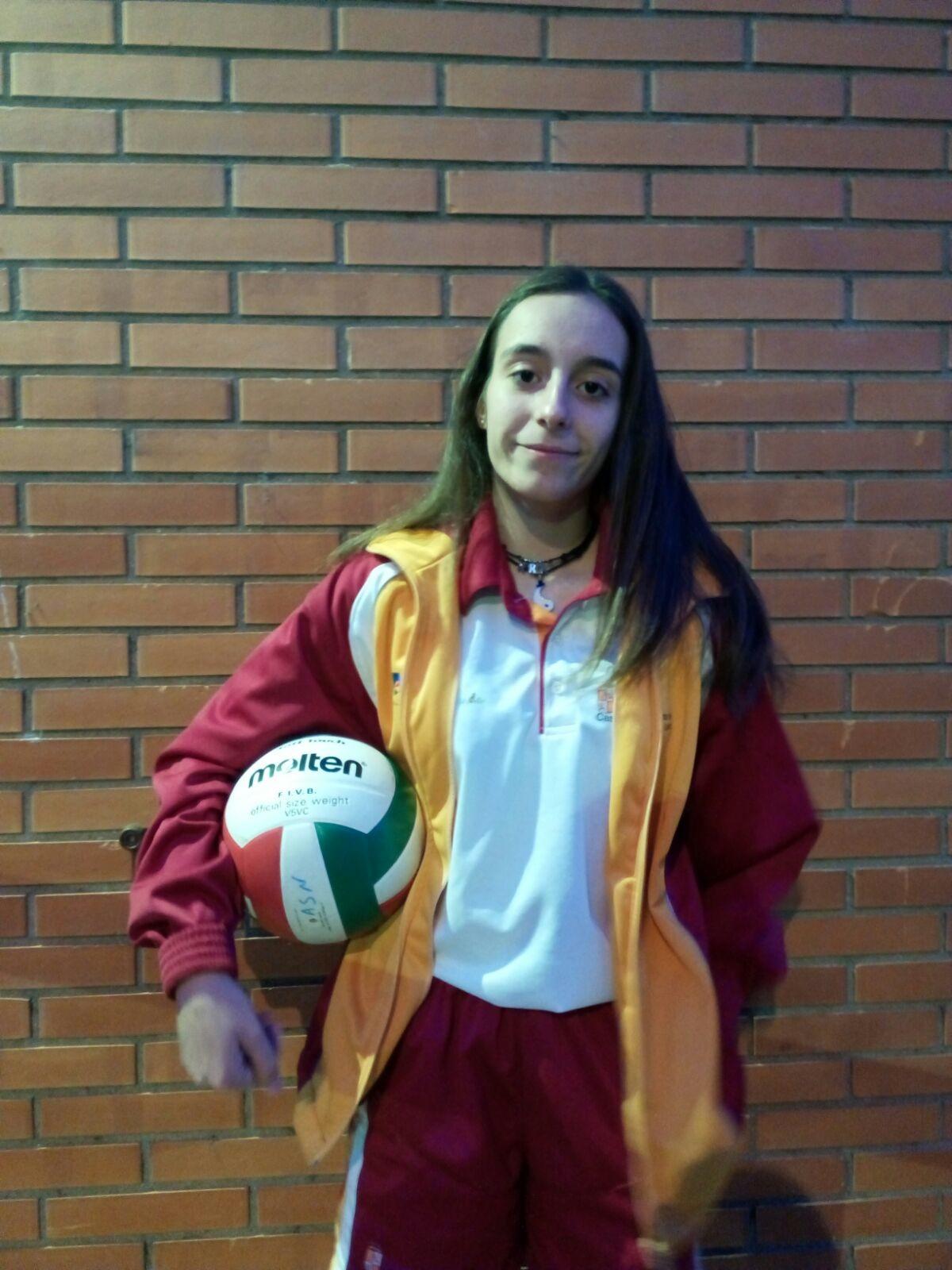 Representación Segoviana en el Campeonato de España de Voleibol de Selecciones Autonómicas