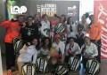 El equipo segoviano femenino, Padelzone Delta Terapias, alcanza la primera categoría
