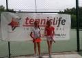 Torneo Tenis Camino del Éxito sede Ávila