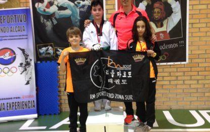 La cantera del C.D. Taekwondo RM- Sport sigue creciendo y sigue cosechando nuevos éxitos