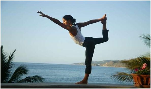 """Piscina Climatizada """"José Carlos Casado"""": Actividad de Yoga fácil"""