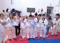 Vuelta a la competición de Taekwondo del Club Victoria