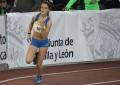 El CD Sporting Segovia celebra la nueva mínima nacional lograda por Míriam Gonzalez