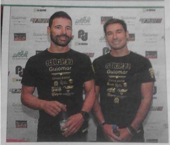 Juan y Luis Barbudo partiparán en el próximo Campeonato del Mundo Distancia Ironman  en Hawai