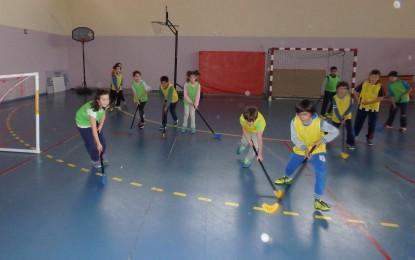 Balonmano, Hockey y Futbeisbol en los encuentros de Deporte Escolar