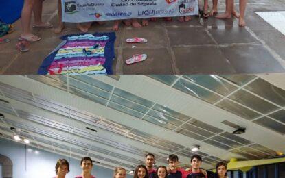 El Club Natación IMD-Ciudad de Segovia abre el período de preinscripción para la Temporada 2020/2021