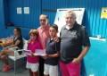 """Se realizan en Segovia dos pruebas del  Torneo de Tenis """"Camino del Éxito"""""""