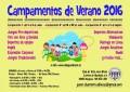 """Campamentos de Verano 2016 Club de Tenis """"Juan Bravo"""""""