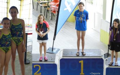 Buenos resultados para el Club IMD Ciudad de Segovia de natación en el XII Trofeo Open Ciudad de Burgos