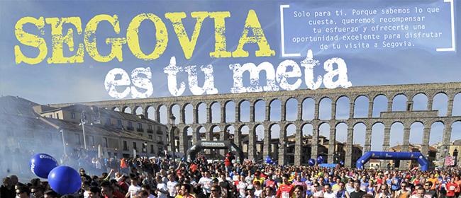 Segovia con el deporte