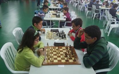 Juegos Escolares Autonómicos de Ajedrez en Zamora