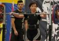 La segoviana Julia Martínez, Subcampeona de la Copa España de Powerlifting y récord Nacional en sentadilla