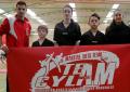 El C.D. segoviano de Kenpo brilla en el Campeonato Junior de Kick Boxing
