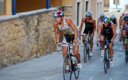 Destacada actuación del Club Triatlón IMD Segovia en el Campeonato de España de Tritalón Olímpico en Altafulla