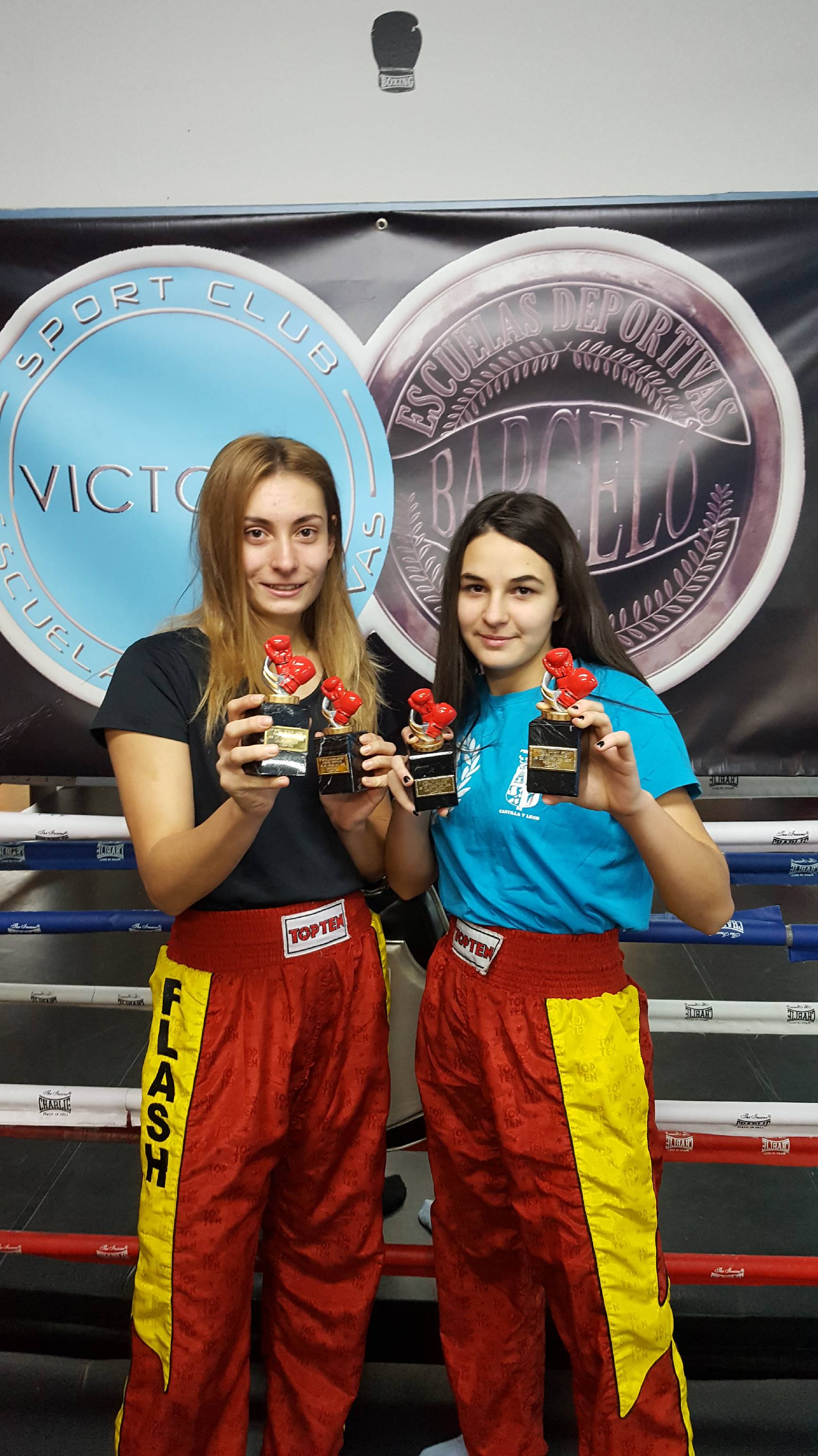 Open de Cantabria de Kick Boxing