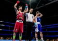 Lara García se proclama campeona de Castilla y León de Boxeo, ante una gran rival