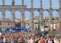 """La ciudad se prepara para la celebración de la XIII Media Maratón """"Ciudad de Segovia"""""""