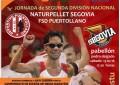 El Naturpellet Segovia homenajeará al atleta Javi Guerra