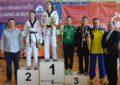 La deportista Inés de Benito se alzó con la medalla de bronce en el Open Ciudad de Basauri de Taekwondo