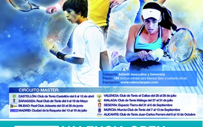 """El """"Valencia Open Promesas"""" también se juega en Segovia"""