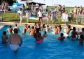 Capoeira acuática en Segovia
