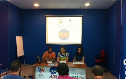 IMD y UVa presentan las conclusiones del Programa Integral de Deporte Escolar del Municipio de Segovia del curso 2014/15