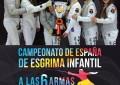 Siete tiradores segovianos acudirán al Campeonato de España de Esgrima M15