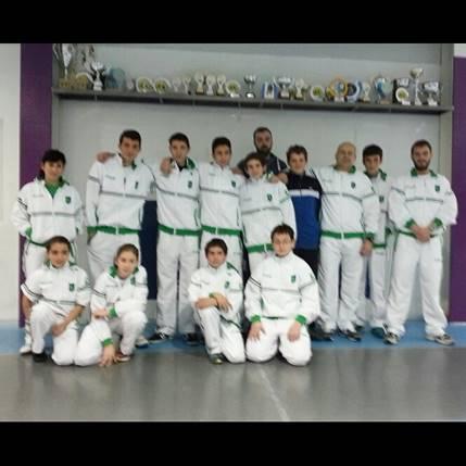 2 platas y 5 bronces del Club de Esgrima Segovia