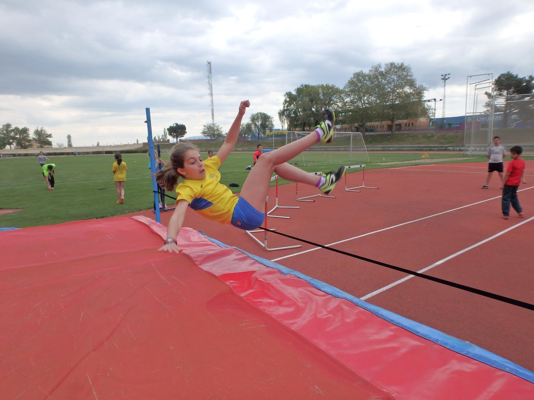 Deporte Escolar: encuentro de los viernes