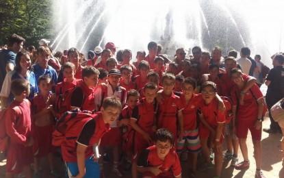 El Segovia Futsal prepara el II Campus Bilingüe de Verano