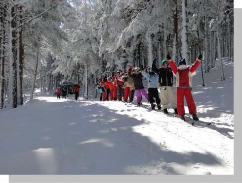 XI Campaña Escolar de Esquí de Fondo 2018/19