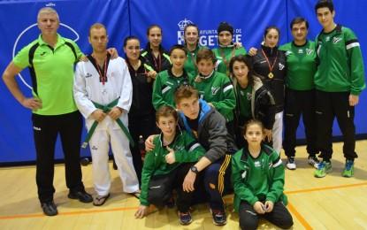 El tandem Gimnasio Bekdoosan y Taekwondo Miraflores sigue cosechando medallas