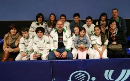 Ocho tiradores del Club de Esgrima Segovia clasificados para el Campeonato de España M15