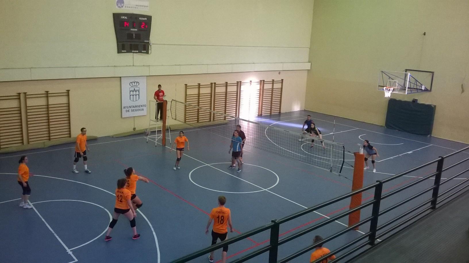 Voleibol: Torneo de Primavera