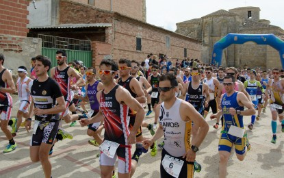 El Club Triatlón Eresma participa en el Campeonato de Castilla y León de Duatlón Sprint