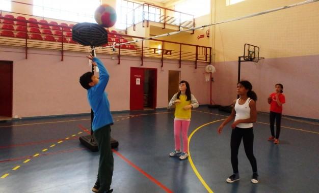 Futbéisbol, Voleibol, Baloncesto y Fútbol-Sala, las modalidades más solicitadas